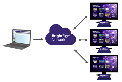 JP BrightSignNetwork(ブライトサインネットワーク)1年間契約(1台)データダウンロード量 3GB/月 【型番】JP/BSN/3GM/1Y ※お取り寄せ