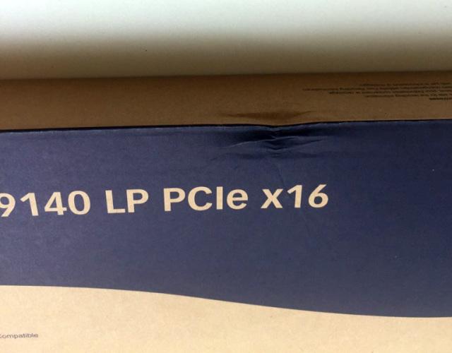 ■ アウトレット ■ Matrox M9140 LP PCIe x16/J 【型番】M9140/512PEX16/LP ※販売終了