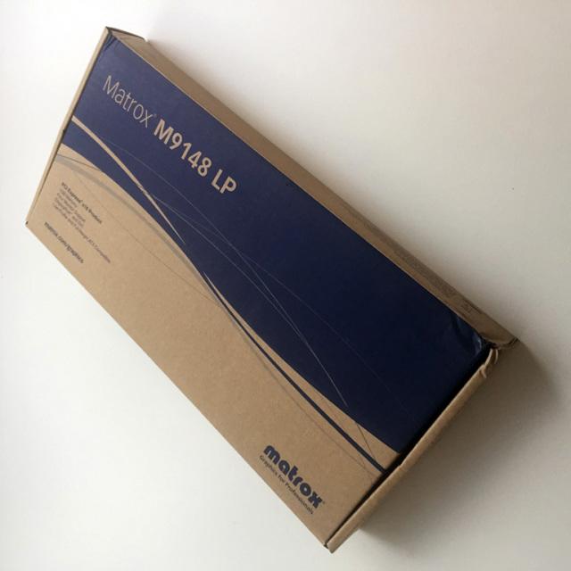 ■アウトレット■ Matrox M9148/1024PEX16/LP 【型番】M9148/1024PEX16/LP ※店頭取り扱い