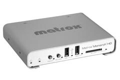 Matrox Monarch HD 【型番】MHD/J ※お取り寄せ