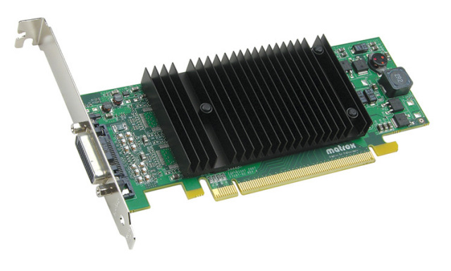 Matrox Millennium P690 PCIe x16 LP Plus 【型番】MILP690/256PEX16/LP ※お取り寄せ