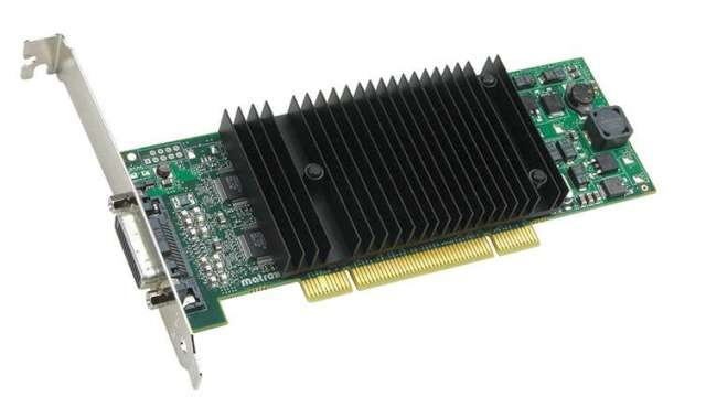Matrox Millennium P690 PCI LP Plus 【型番】MILP690/256P/LP ※販売終了