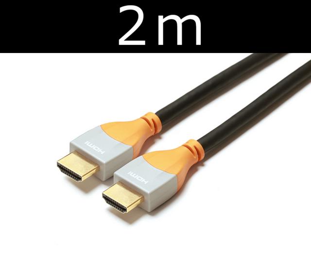 4K プレミアム ハイスピードHDMIケーブル 2m 【型番】PHAM/PE02M ※お取り寄せ