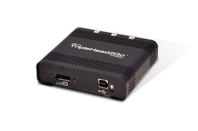 Matrox TripleHead2Go DisplayPort版 【型番】T2G/DP ※お取り寄せ