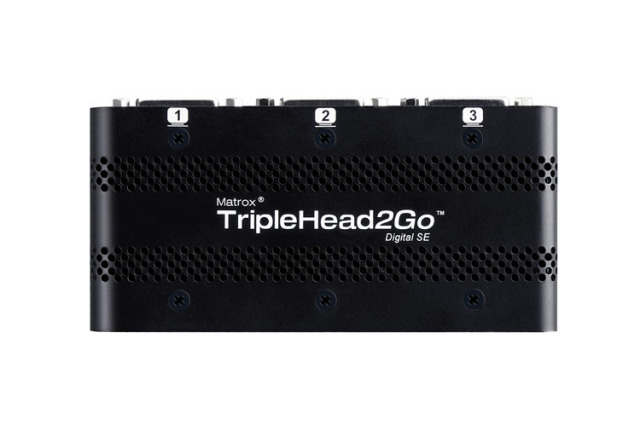 Matrox TripleHead2Goデジタル版SE 【型番】T2G/DSE ※お取り寄せ