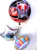 入学祝「送料無料 仮面ライダードライブお祝バルーン」バルーン電報になります。