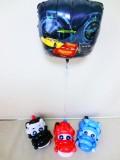 入学祝・卒園祝・入園祝カーズバルーン「カーズ バルーン&バルーンアート」七五三・誕生祝・バルーン電報になります。