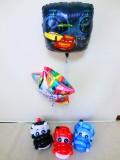 入学祝カーズバルーン・入園祝カーズバルーン「カーズ  お祝バルーン&バルーンアート」