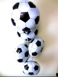 結婚祝・誕生日祝・開店祝・入学祝・バルーンギフト「サッカー ゴールラッシュバルーン」バルーン電報になります。