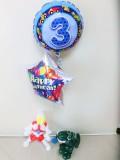 ウルトラマン誕生祝・ウルトラマンバルーンアート「ウルトラ誕生祝バルーン&バルーンアート」