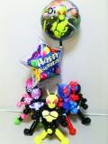 入学祝・卒業祝・七五三・卒園祝・卒業祝「仮面ライダー・ゼロワン お祝バルーン&バルーンアート」