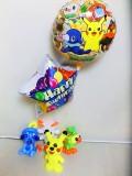 誕生祝ポケモンバルーン「ヒバニー・ピカチュウとポケットモンスター  バースデーバルーン&バルーンアート」