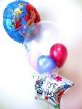 誕生日祝「送料無料リトルマーメイド アリエルの誕生日祝バルーン 」バルーン電報になります。