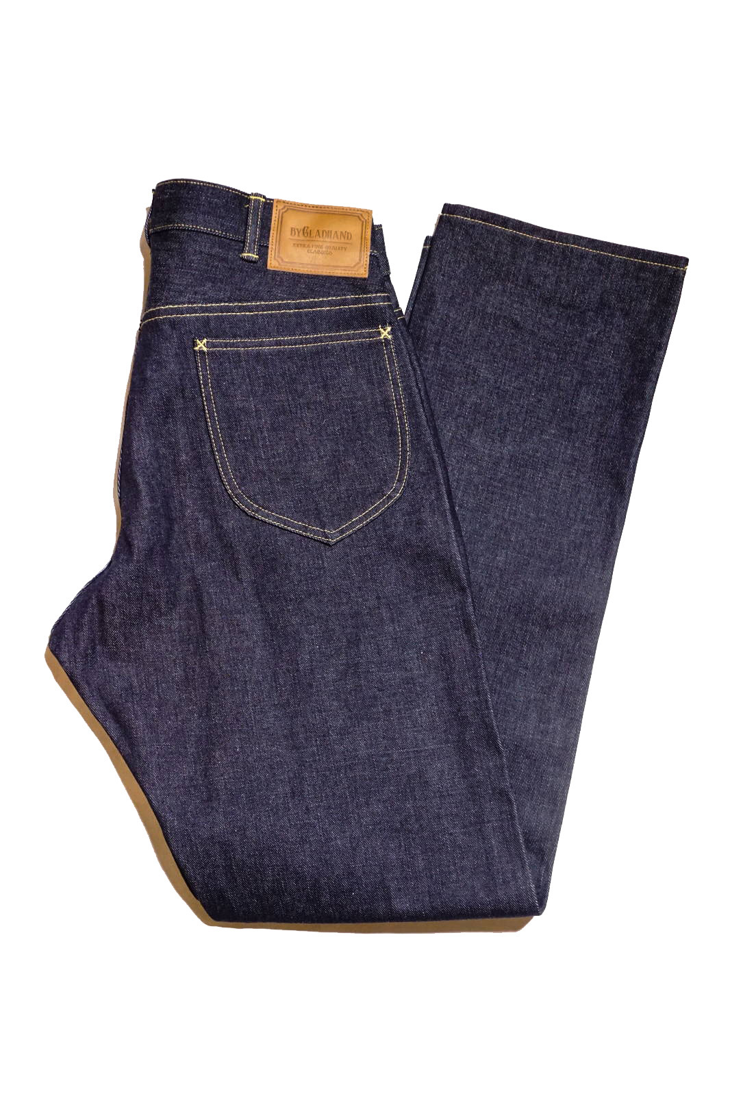 "BY GLAD HAND GLADDEN - DENIM ""TYPE-4"" INDIGO RIGID"
