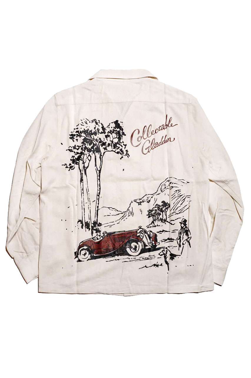 BY GLAD HAND PORTRAITS - L/S SHIRTS IVORY