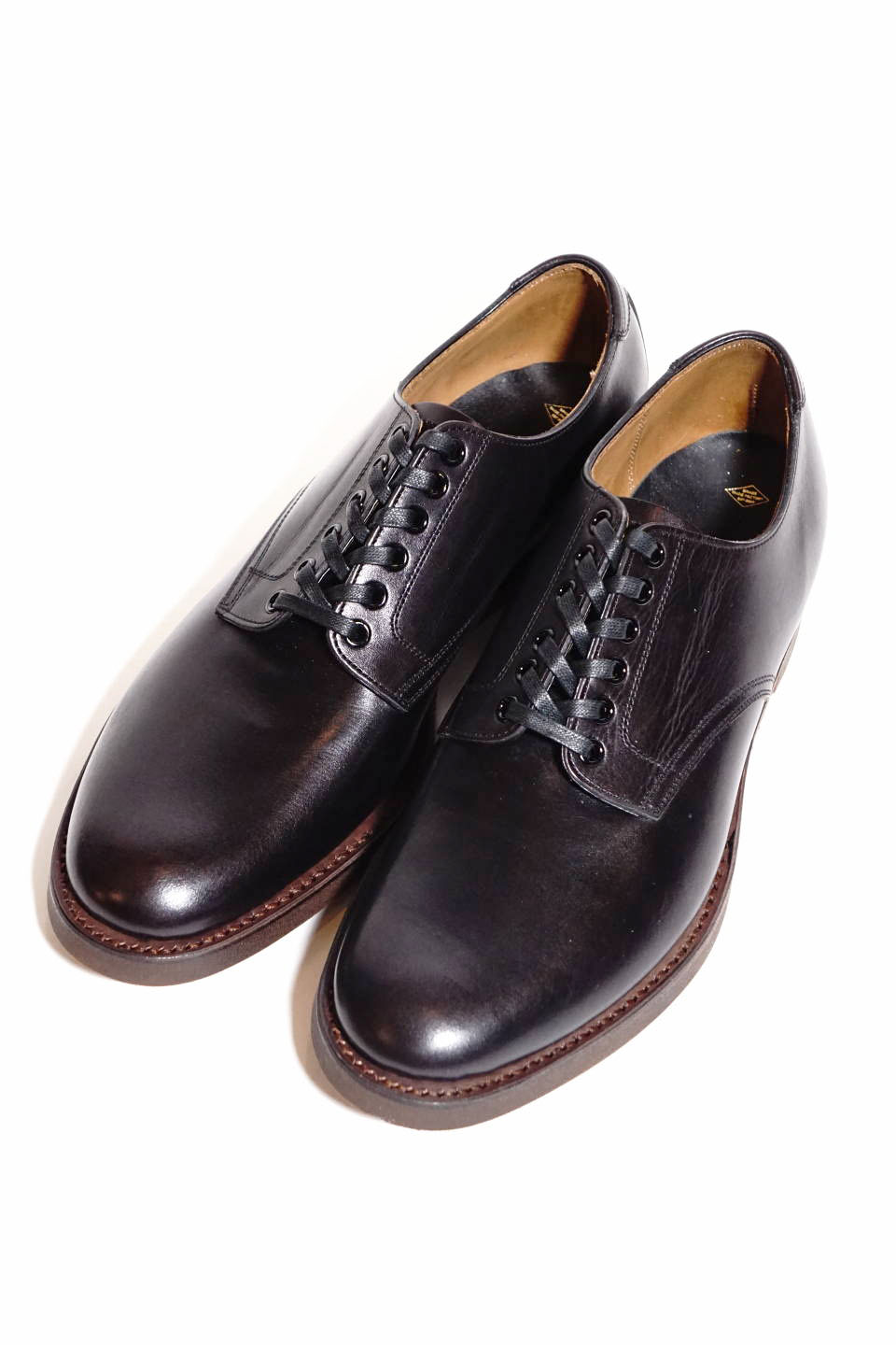 "CLINCH Service shoes ""RS-Soft"" BLACK"