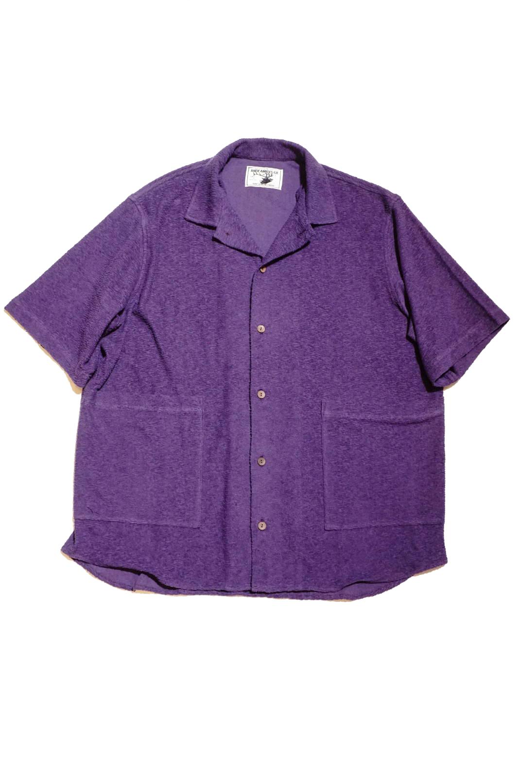 ANDFAMILYS CO. Pile Shirts GP