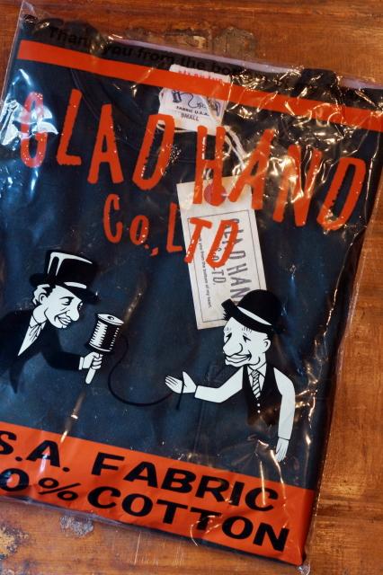 GLAD HAND POCKET T-SHIRTS