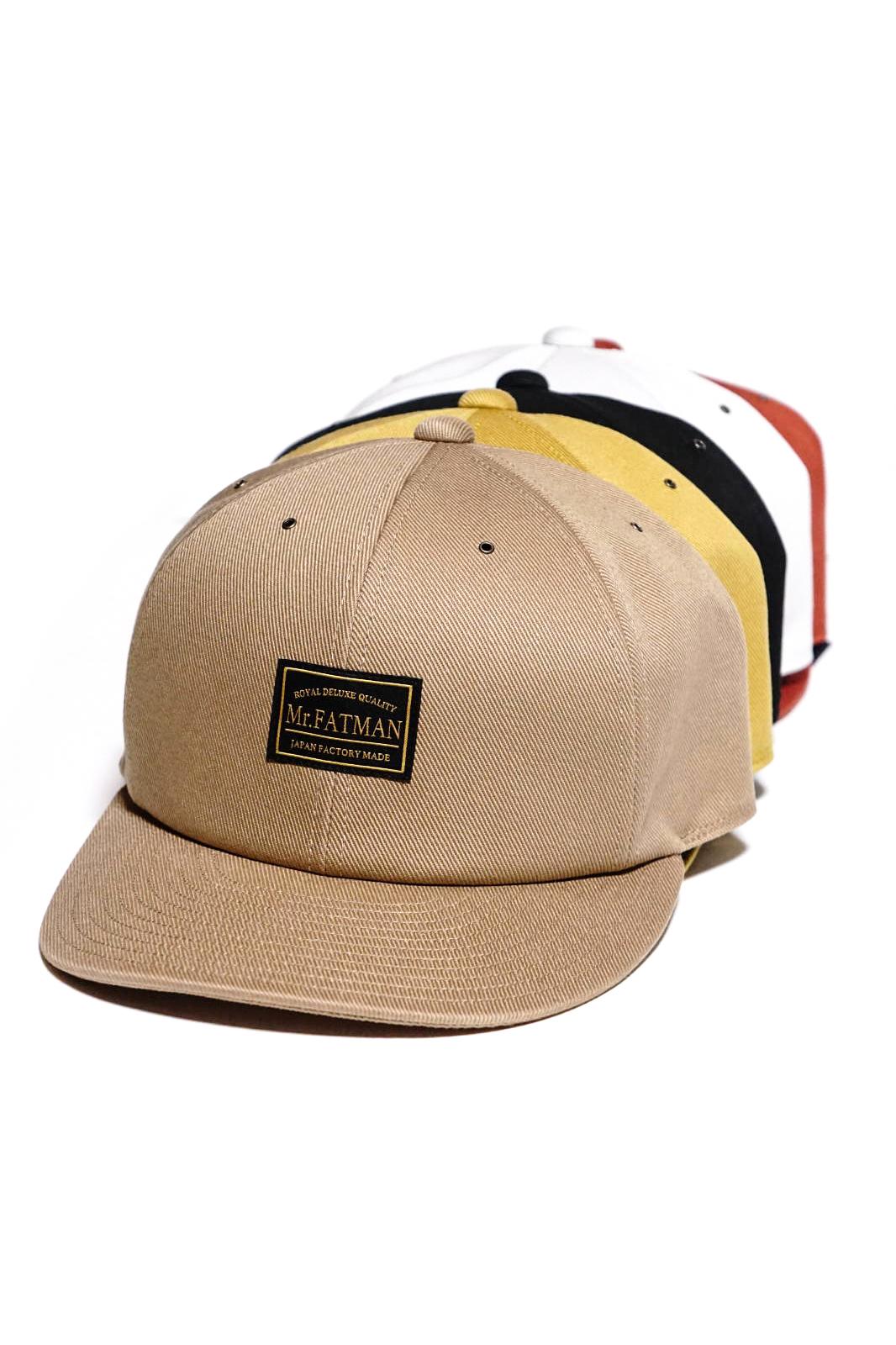 "Mr.FATMAN ""Classic BB Cap"""