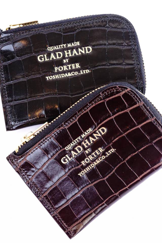 GLAD HAND×PORTER GH - BELONGINGS COIN CASE