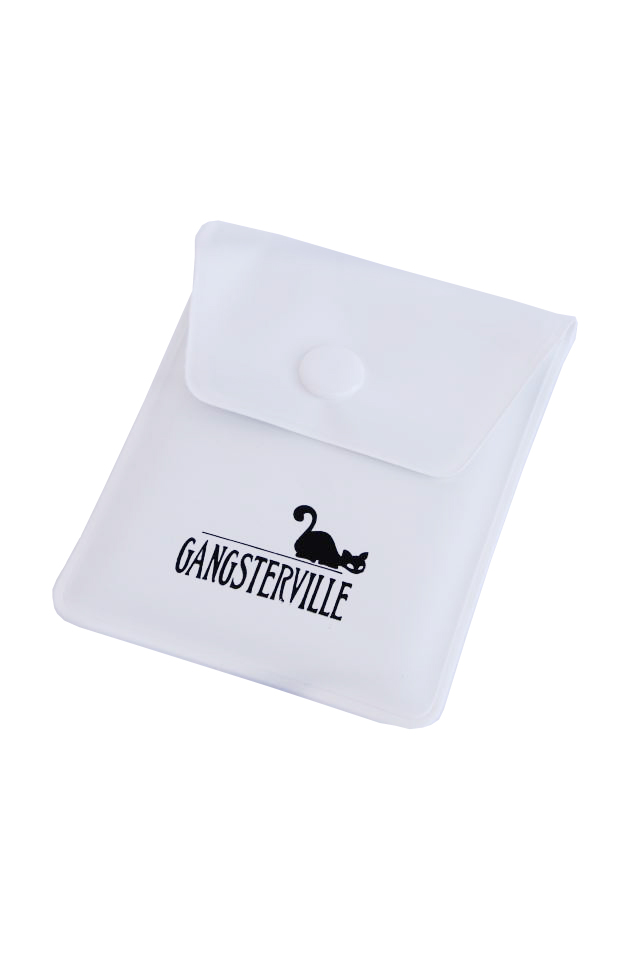 GANGSTERVILLE - PORTABLE ASHTRAY