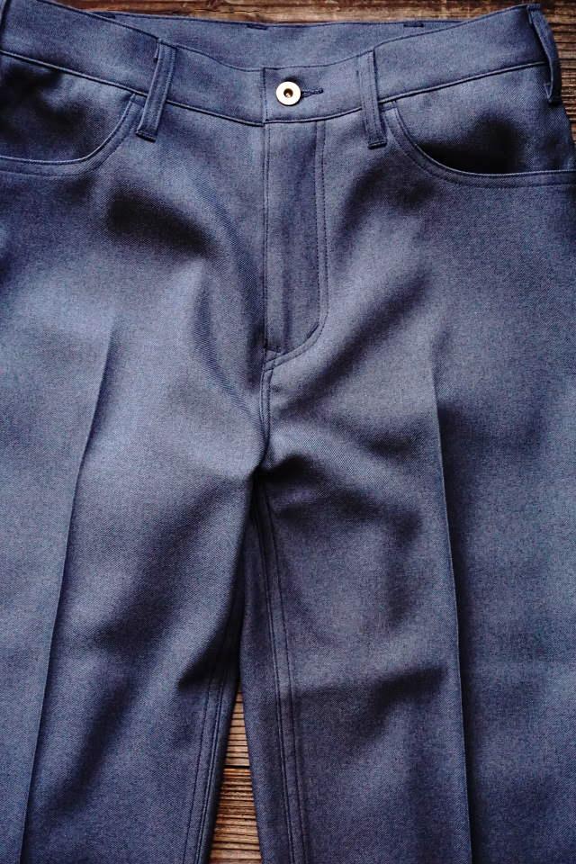 GANGSTERVILLE REBELS - PANTS NAVY
