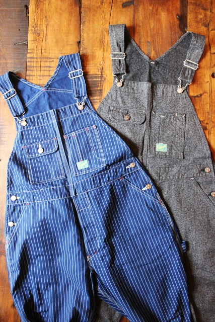 "Delinquent Bros ""1947"" OVERALL"