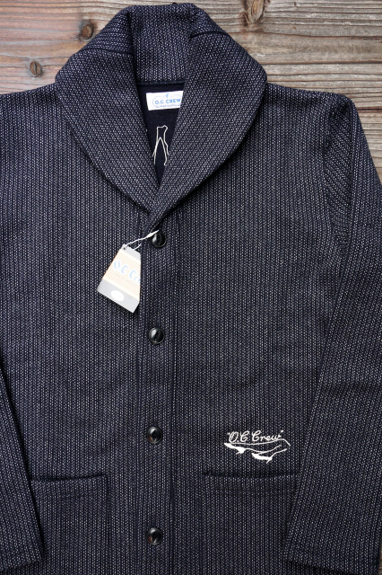 O.C CREW BEACH SHAWL CARDIGAN