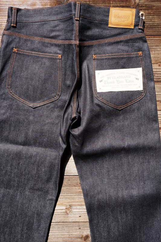 "BY GLAD HAND GLADDEN - DENIM ""TYPE-1"" RIGID"