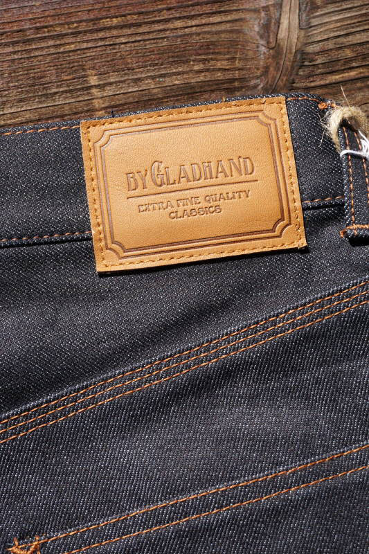 """BY GLAD HAND GLADDEN - DENIM """"TYPE-1"""" RIGID"""