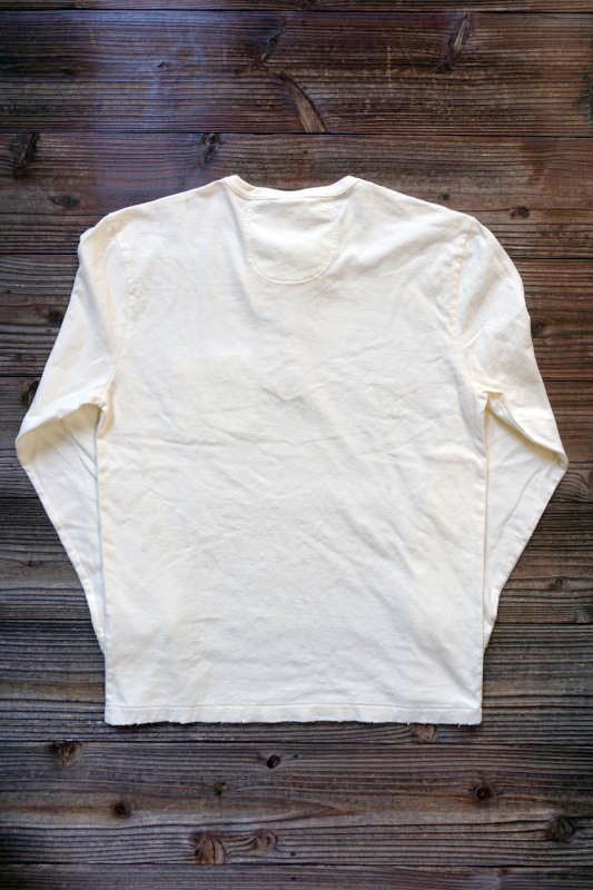 "GLAD HAND STANDARD HENRY POCKET L/S T-SHIRTS ""USED"""