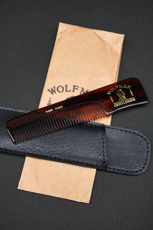 WOLFMAN - HAND MADE COMB SHORT