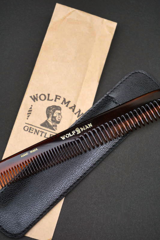 WOLFMAN - HAND MADE COMB LONG