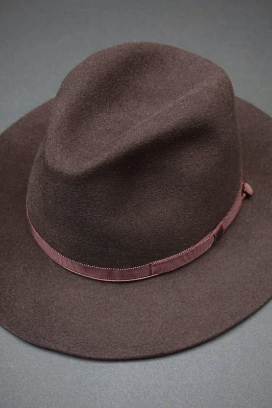 Basella HAT - Antelope BROWN