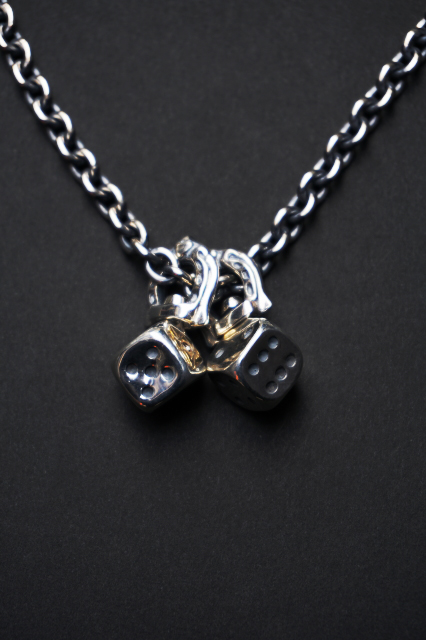 GANGSTERVILLE GSV×galcia DICE TOP / CHAIN SET