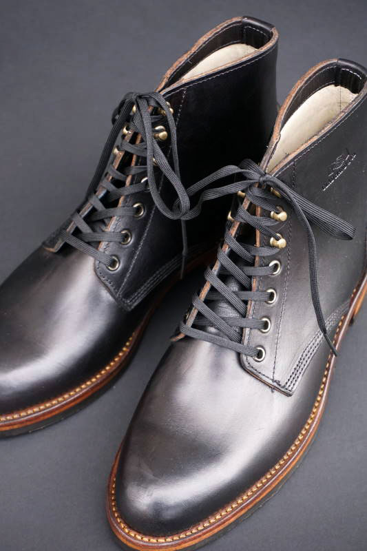 GLAD HAND & Co. - USA BOOTS GH - DAYSTEP BLACK