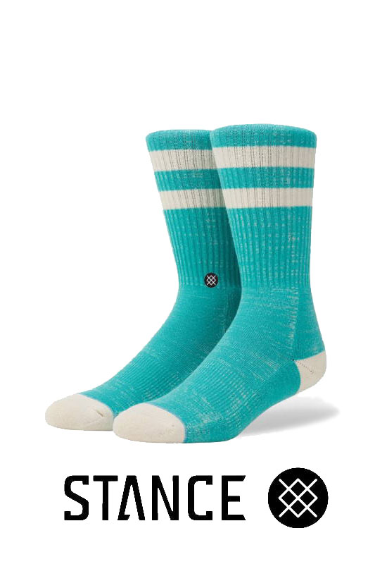 STANCE SOCKS Cliffs BLUE