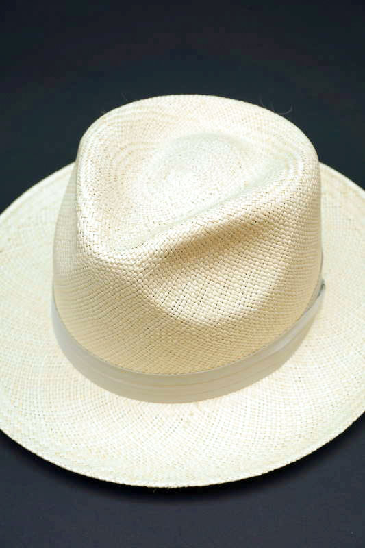 BAD QUENTIN×STETSON PANAMA HAT NATURAL