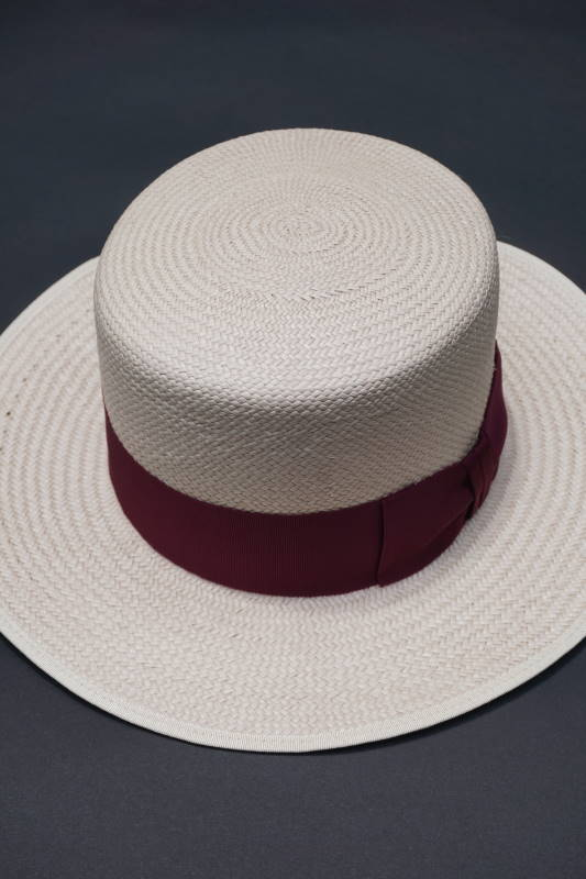 "GLAD HAND & Co. - HAT FREDERICK ""PANAMA"" NATURAL"
