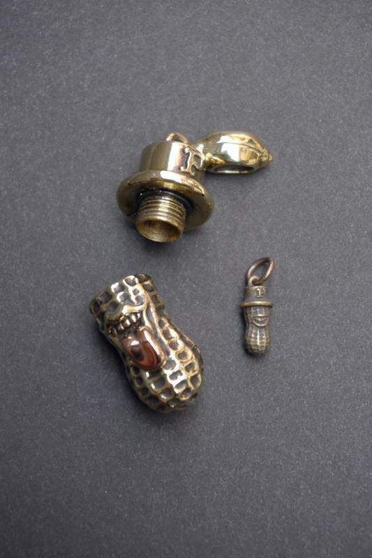 PEANUTS & Co. xlarge bero peanuts open tyle brass×copper