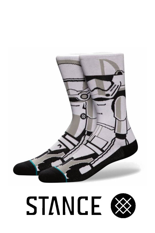 STANCE SOCKS × STAR WARS Trooper 2