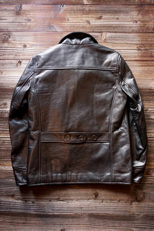 "BY GLAD HAND GOODFELLOWS ""COW HIDE"" BLACK"