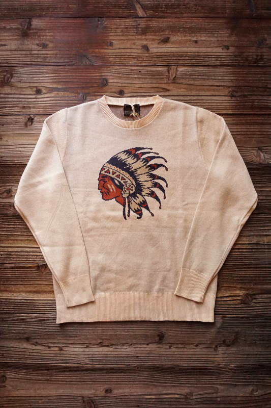BY GLAD HAND SPIRITS - SWEATER IVORY
