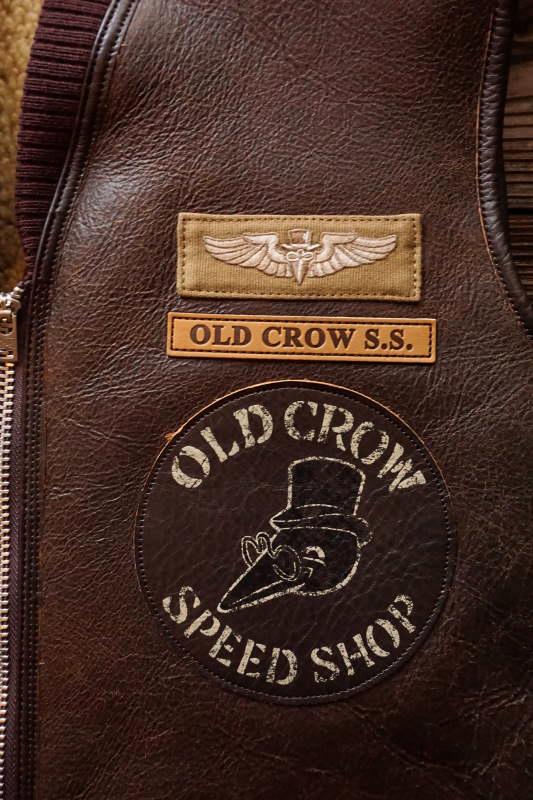 OLD CROW OLD B - VEST