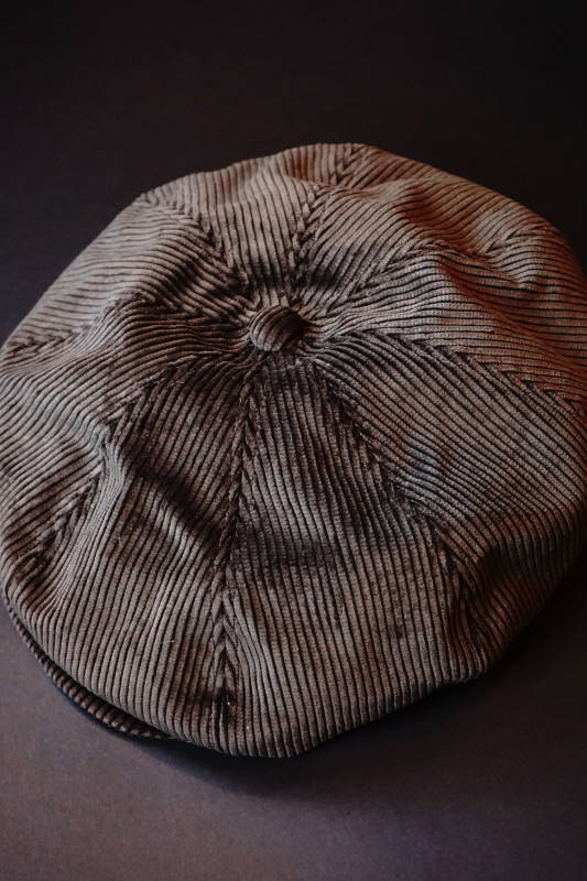 BY GLAD HAND LOWELL - CASQUETTE D.BROWN