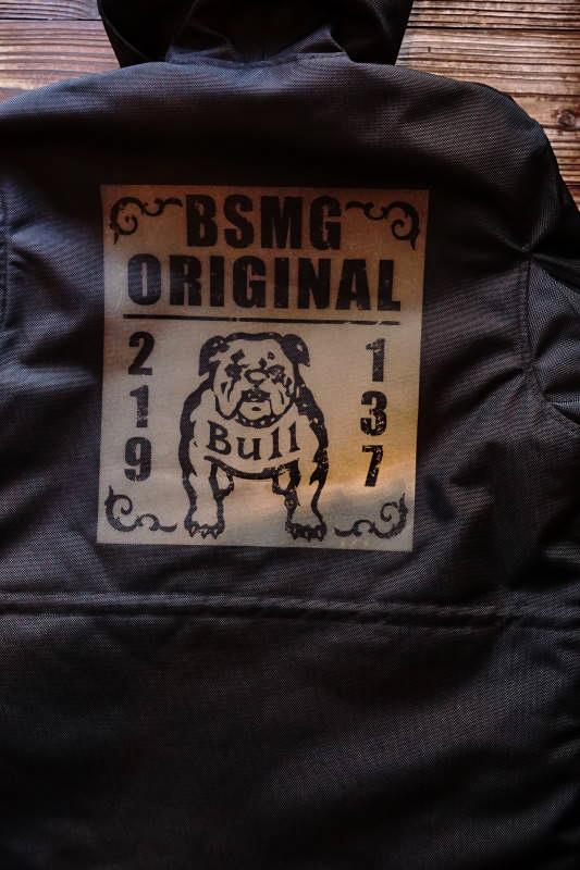 B.S.M.G. A BULLETPROOF - PARKA