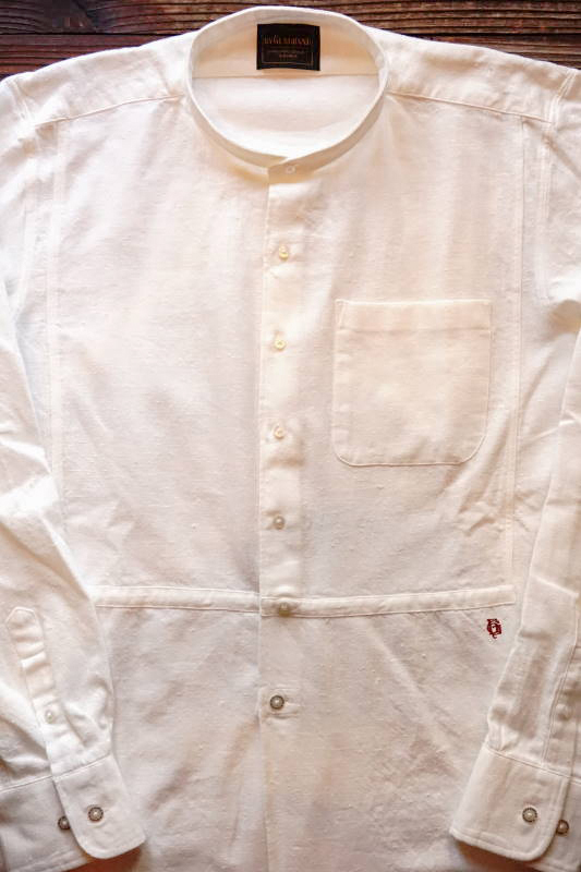 BY GLAD HAND GOOD FATHER - L/S SHIRTS WHITE