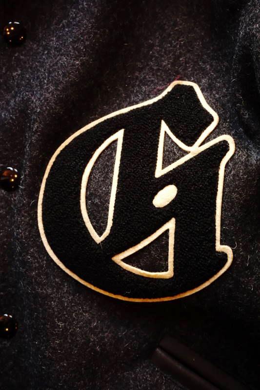 GANGSTERVILLE CLASSIC PARLOR - JACKET BLACK