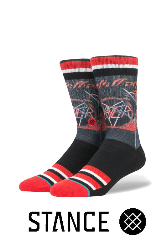 STANCE SOCKS Iron Maiden