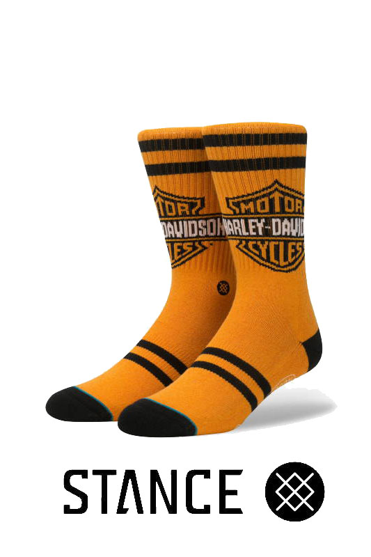 STANCE SOCKS×HARLEY DAVIDSON The Shield